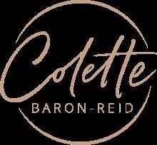 Colette baron-reid Logo